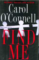 Find Me, by Carol O'Connell